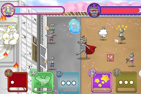 Magical girl : save the school Hack for Android and iOS 3