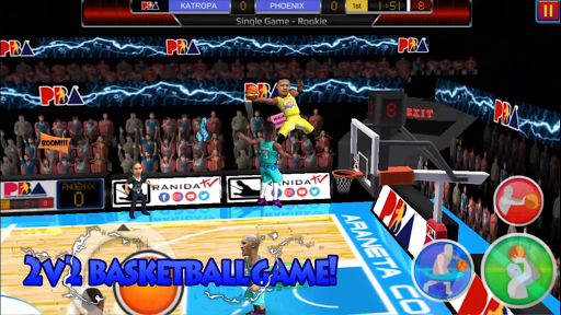 Basketball Slam 2020! modiapk screenshots 1