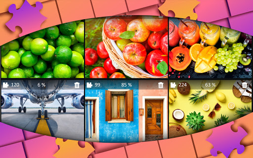 Jigsaw Puzzles Collection HD - Puzzles for Adults  screenshots 3