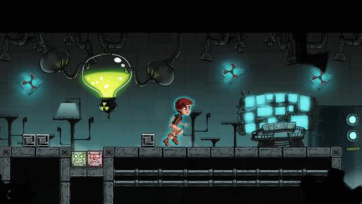 Barren Lab  screenshots 3