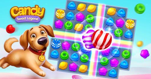 Candy Sweet Legend - Match 3 Puzzle 5.2.5030 screenshots 24