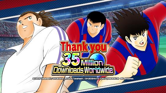 Captain Tsubasa MOD Apk 5.1.0 (Unlimited Money) 1