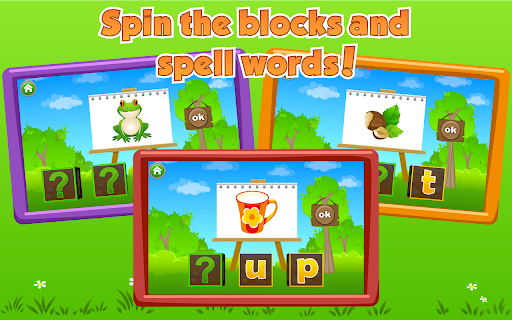 Learn to Read with Tommy Turtle  Screenshots 3