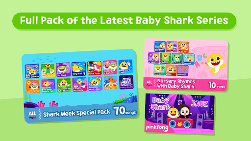 Baby Shark Best Kids Songs & Stories 107 Screenshots 8