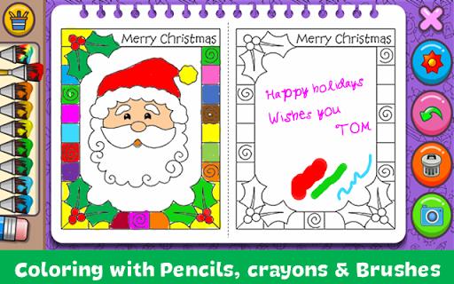 Christmas Coloring Book apkdebit screenshots 12