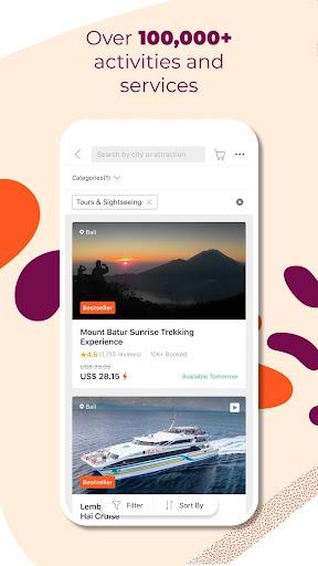 Klook: Travel & Leisure Deals 5.55.0 Screenshots 4