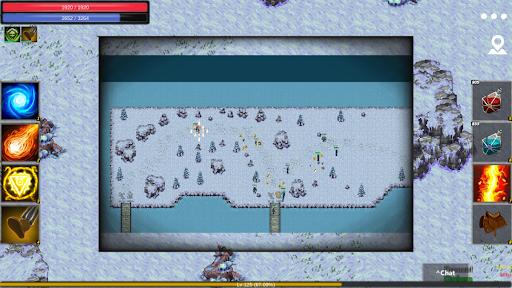 Arcadia MMORPG online 2D like Tibia  screenshots 16