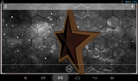 Star 3D Live Wallpaper Screenshot