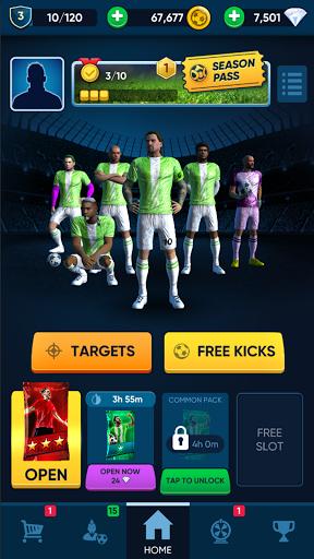 SOCCER Kicks - Stars Strike & Football Kick Game  screenshots 12