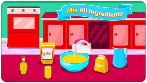 Baking Pizza - Cooking Game  screenshots 11