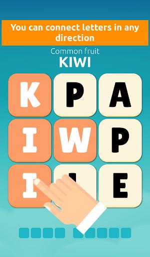 Word Swipe - Connect the Scrambled Mystery Words  screenshots 18