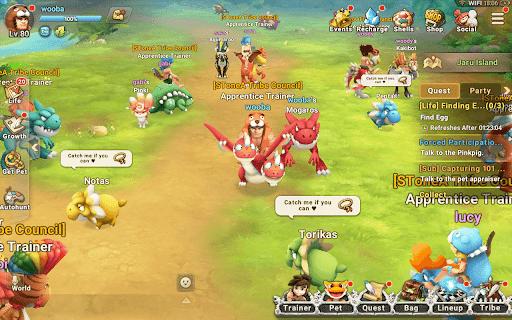 StoneAge World screenshots apkspray 16