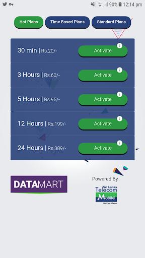 Datamart 1.4 Screenshots 2