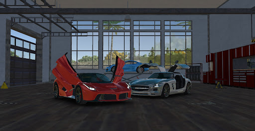 European Luxury Cars  screenshots 1