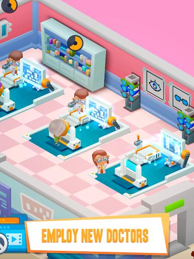 Idle Frenzied Hospital Tycoon  screenshots 17