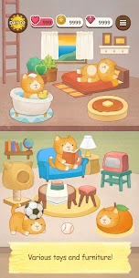 Cafe Heaven – Cat's Sandwich Mod Apk 1.2.6 (Free Shopping) 6