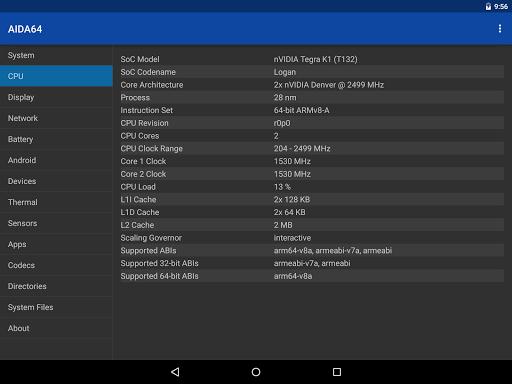 AIDA64 android2mod screenshots 18