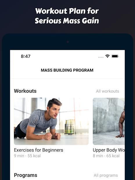 Mass Building Program screenshot 11