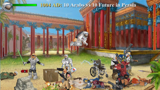 Back Wars 1.102 screenshots 6