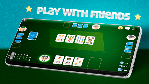 Scopa Online: Free Card Game Varies with device screenshots 3