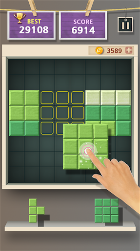 Block Puzzle, Beautiful Brain Game  screenshots 4