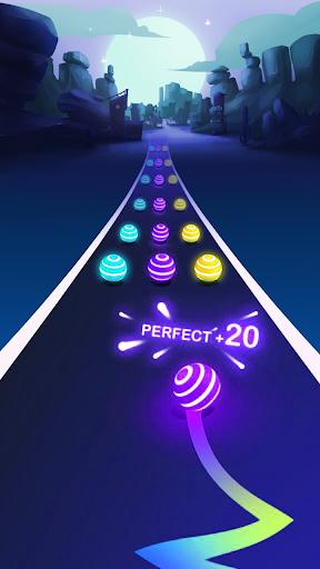 BLACKPINK ROAD : BLINK Ball Dance Tiles Game 4.0.0.1 screenshots 5