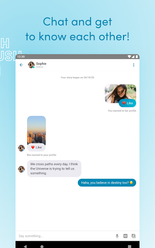 happn u2013 Local dating app screenshots 14