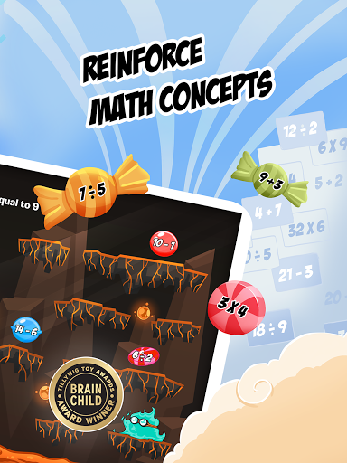 Monster Math 2: Fun Math Games. Kids Grade K-5 1143 screenshots 10