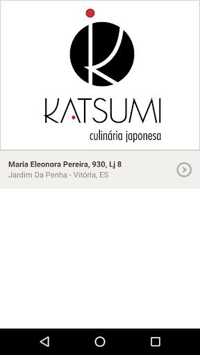 Katsumi Culinária Japonesa  screenshots 1