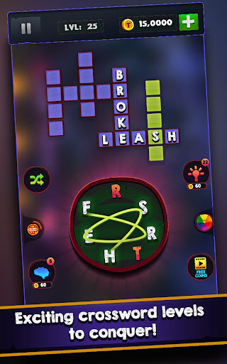 Scary Teacher : Addictive Word Game 2.1 Screenshots 9