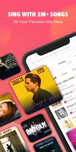 StarMaker Lite: Singing & Music & Karaoke app  screenshots 1