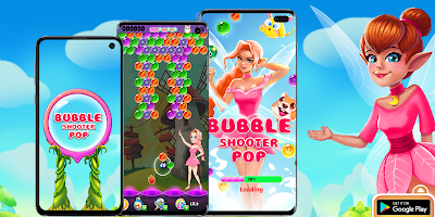 Bubble Shooter & pop bubbles | Free Games