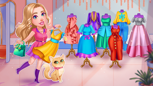 Emma's Journey: Fashion Shop  screenshots 8