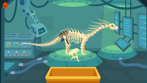 Dinosaur Park - Jurassic Dig Games for kids  screenshots 1