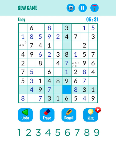 Sudoku 2020 2.2 screenshots 17