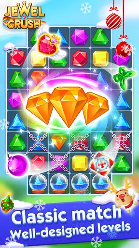 Jewel Crushu2122 - Jewels & Gems Match 3 Legend 4.2.3 screenshots 8