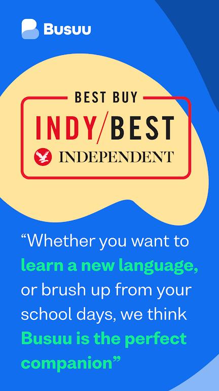 Busuu: Learn Languages - Spanish, Japanese Etc poster 0