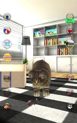 Talking Cat Funny screenshots 9