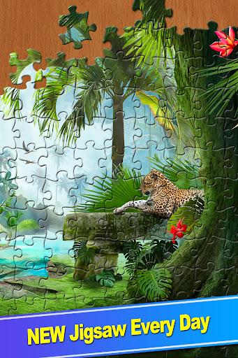 ColorPlanetu00ae Jigsaw Puzzle HD Classic Games Free  screenshots 9