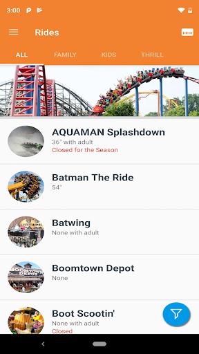 Six Flags apktram screenshots 3