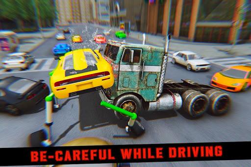Elevated Car Racing Speed Driving Parking Game apktram screenshots 3
