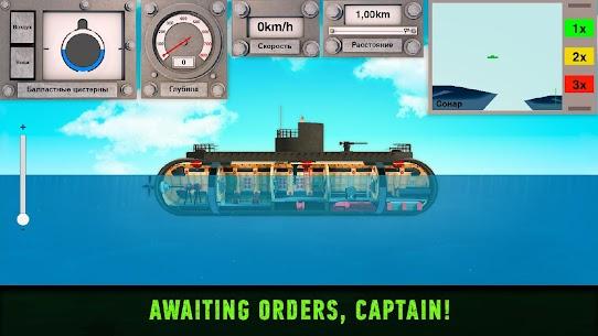 Nuclear Submarine inc MOD (Unlimited Money) 4