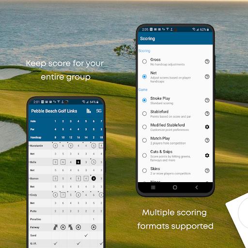 Golf GPS Rangefinder: Golf Pad android2mod screenshots 7