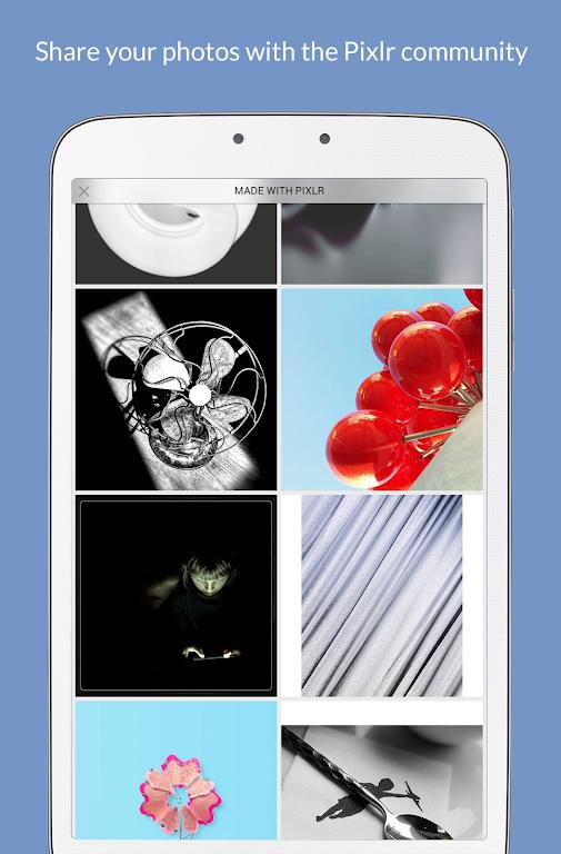 Pixlr – Free Photo Editor  poster 9