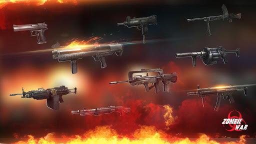 Zombie Defense Shooting: FPS Kill Shot hunting War 2.6.3 com.zombieDefense.shooting.sniper apkmod.id 4
