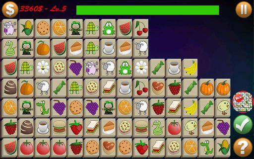 Tile Connect Master - Fruit Onnect Tile Puzzle apkpoly screenshots 6