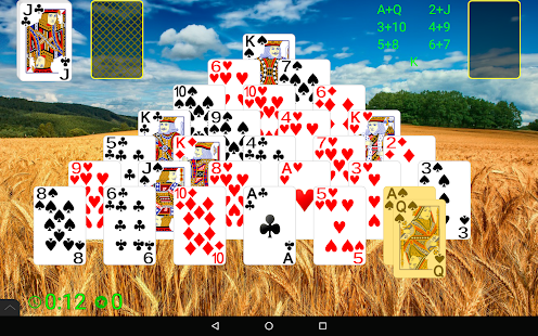 Pyramid Solitaire 5.1.2092 Screenshots 17