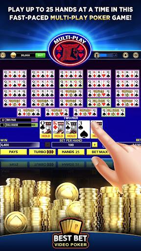 Best Bet Video Poker | Free Casino Poker Games 2.1.0 13