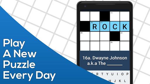 Daily Themed Crossword - A Fun crossword game 1.402.0 screenshots 9