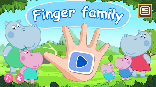 Finger Family: Interactive game-song 1.1.0 screenshots 1